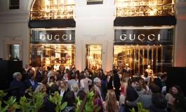 Gucci : l'apertura del nuovo punto vendita a Torino