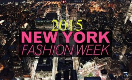 Calendario completo New York fashion week 2015
