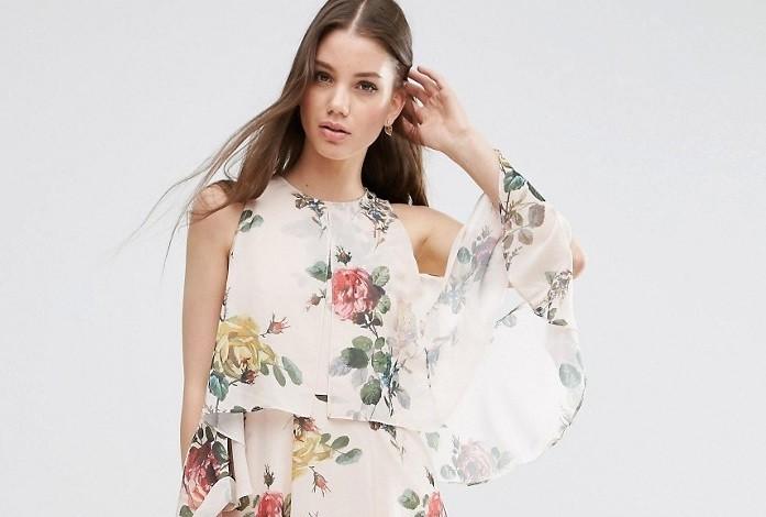I vestiti a fiori più belli dell'estate 2016